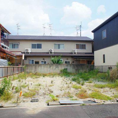 枚方市渚西町の土地