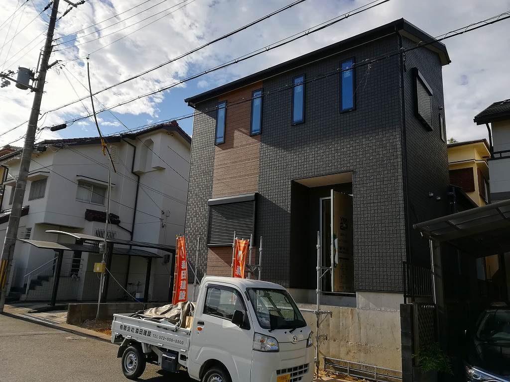 枚方市藤阪東町二丁目の家