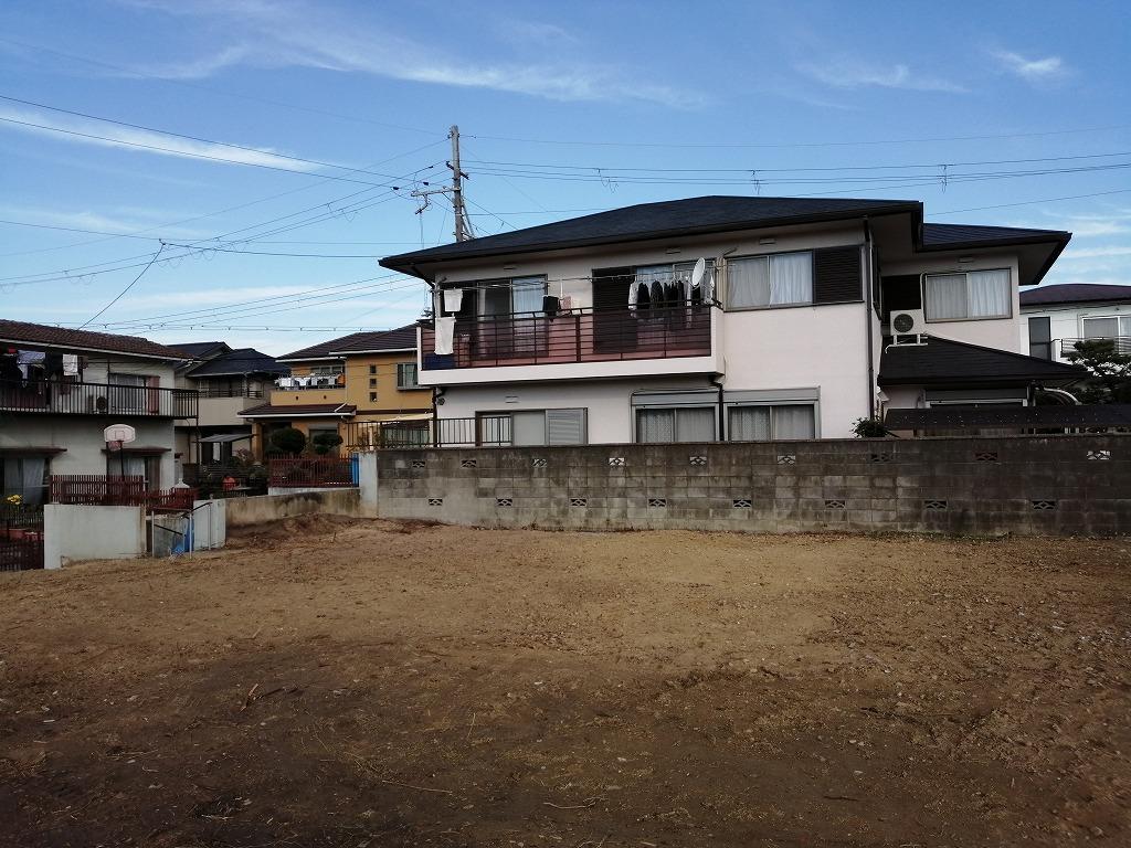 枚方市長尾台三丁目の家の縄張り (7)