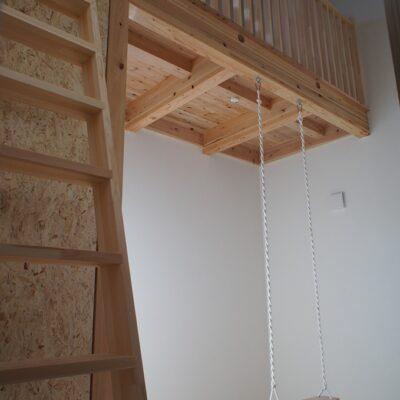 木の家ロフト