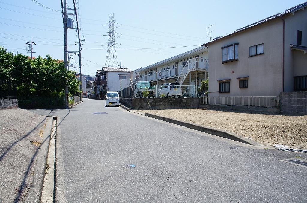 枚方市津田元町の土地