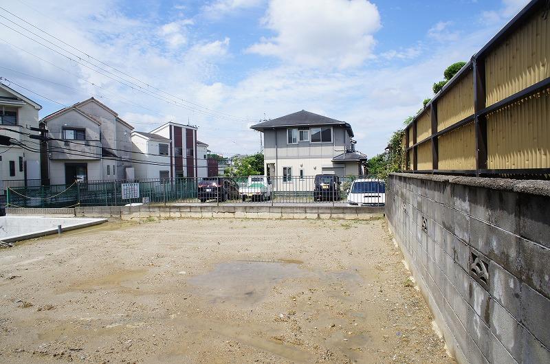 枚方市長尾東町の土地